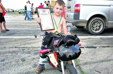 <p>Мальчик прославился далеко за пределами родного города. Фото из семейного архива</p>