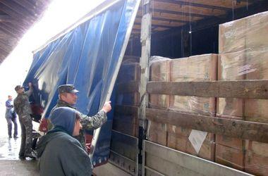 Во Львов прибыло более 200 тонн гуманитарной помощи из Польши для украинских военных