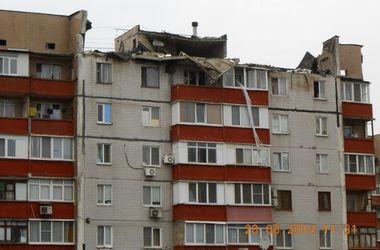 Донецк под артобстрелом: новые разрушения и жертвы
