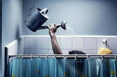 Харьковчане жалуются на нехватку горячей воды