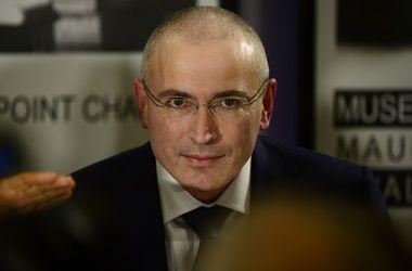 Ходорковский: Россия по-настоящему воюет с Украиной
