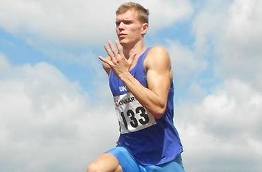 Киевский спортсмен пробежит 100 метров спиной вперед
