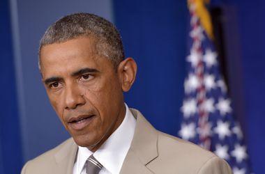 Обама исключил военное вмешательство США в решение конфликта на Донбассе