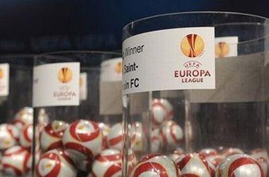 Онлайн жеребьевка Лиги Европы-2014/15