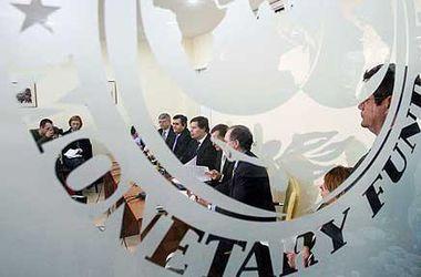 МВФ  не будет пересматривать объем кредитной программы для Украины