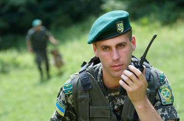 Украинские и российские пограничники проводят консультации - СНБО