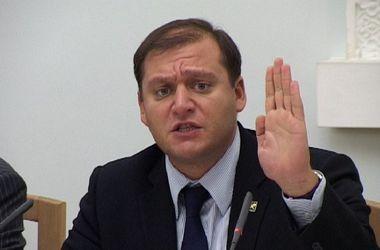 Генпрокуратура закрыла производство против харьковского экс-губернатора Добкина
