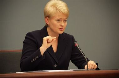 Грибауйскайте: Россия находится в состоянии войны против Европы