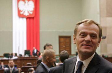 Туск: позиция ЕС в решении конфликта в Украине должна быть смелой, но не радикальной