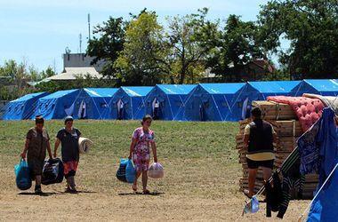 За сутки из зоны проведения АТО вывезено более 400 гражданских лиц
