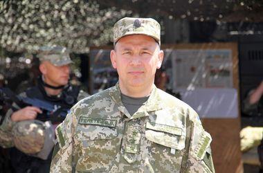 Операция по освобождению востока от террористов завершена, теперь мы противостоим России – Гелетей