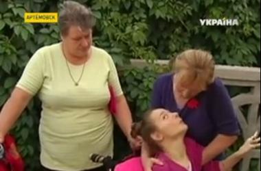 В Артёмовск сегодня привезли гуманитарную помощь для переселенцев из зоны АТО