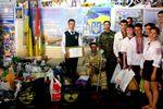 Одесские школьники передали помощь бойцам АТО