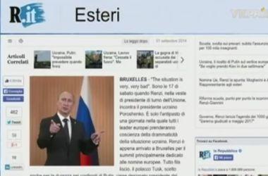 В Москве возмущены тем, как глава Еврокомиссии исковеркал цитату Путина