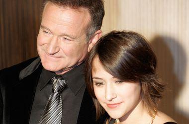 Дочь Робина Уильямса вспомнила отца в Twitter