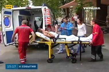 Тяжело раненных бойцов АТО отправили на лечение в Германию
