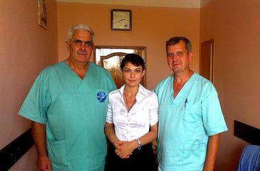 Киевские хирурги бесплатно спасают раненых бойцов АТО