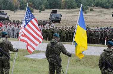 """США проведут в Украине военные учения """"Быстрый тризуб"""""""