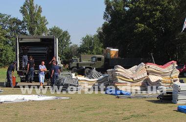 В Донбассе закрыли два лагеря для переселенцев