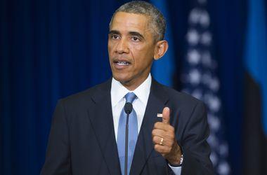 Обама посоветовал не спешить с разговорами о прекращении огня в Донбассе