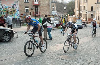 В Киеве пересчитают велосипедистов