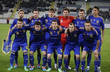 Где смотреть матч Украина - Молдова