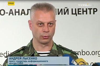 Боевики разрушают украинскую газотранспортную систему