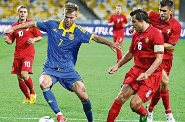 Дюжина Фоменко: сборная Украины одержала 12-ю победу при нынешнем тренере