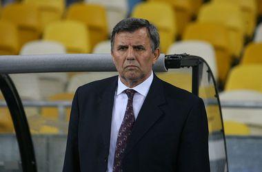Тренер Молдовы назвал Украину фаворитом своей группы отбора на Евро-2016