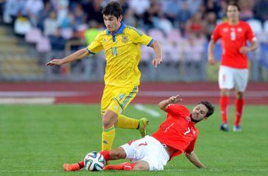 Украинская молодежка обыграла Швейцарию и вышла в плей-офф Евро-2015