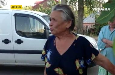 В Донецке раздают помощь гуманитарного рейса Рината Ахметова