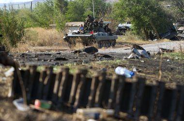 Российские войска пошли на штурм Дебальцево