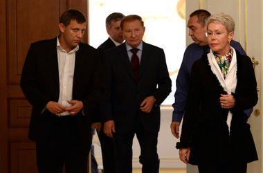 В Минске закончились переговоры контактной группы Россия – Украина – ОБСЕ