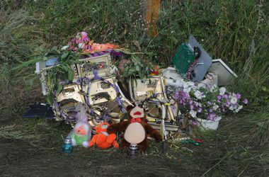 """Идентифицированы останки еще 10 жертв катастрофы """"Боинга"""""""