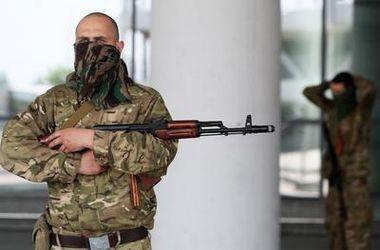 Со стороны боевиков  фиксировались  незначительные  нарушения перемирия - Нацгвардия