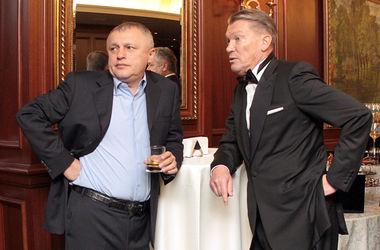 """Суркис готов """"выпить по чарке"""" с Блохиным"""