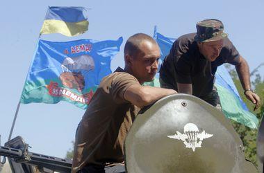 Силы АТО не нарушают режим прекращения огня - СНБО