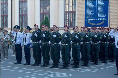 Первокурсники Национальной академии Нацгвардии присягнули на верность украинскому народу