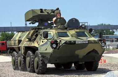 Нацгвардия получит очередную партию БТР-4 на следующей неделе - командующий