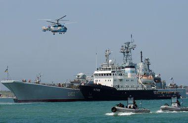 <p>Учения будут в Черном море. Фото: AFP</p>