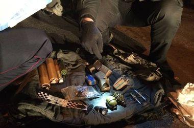 В Киеве милиция изъяла боеприпасы армейских образцов