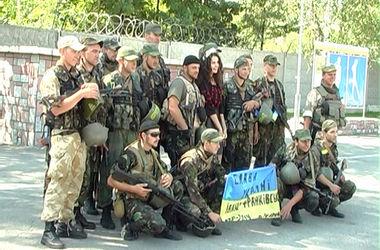 Прикарпатцы встретили своих защитников из зоны АТО
