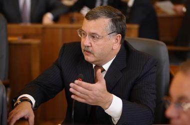 Гриценко назвал первую пятерку списка на выборах