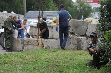 Линия обороны Мариуполя возводится достаточно далеко от города - СНБО