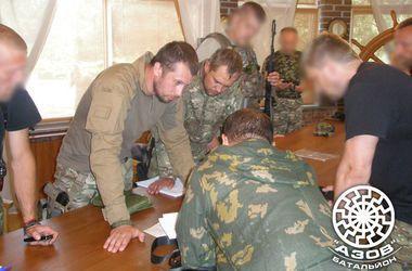 """Батальон """"Азов"""" обзавелся российским танком"""