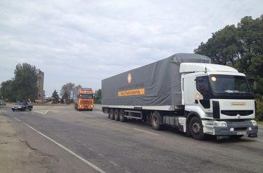 Автоколонна второго эшелона гуманитарного рейса Рината Ахметова добралась до въезда в Мариуполь (постоянное обновление)