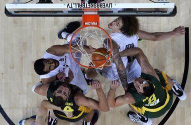 Сборная Литвы вышла в четвертьфинал ЧМ по баскетболу