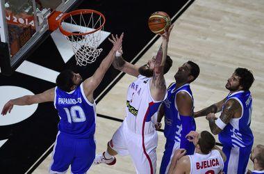 Сербия вышла в четвертьфинал ЧМ по баскетболу