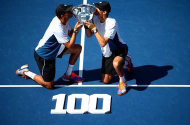 Братья Брайаны выиграли в пятый раз US Open
