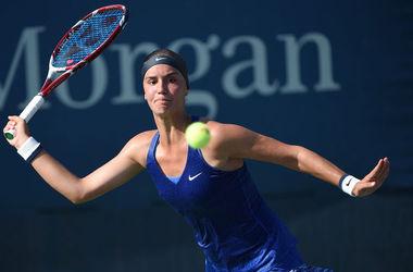 Украинка Ангелина Калинина проиграла в финале US Open